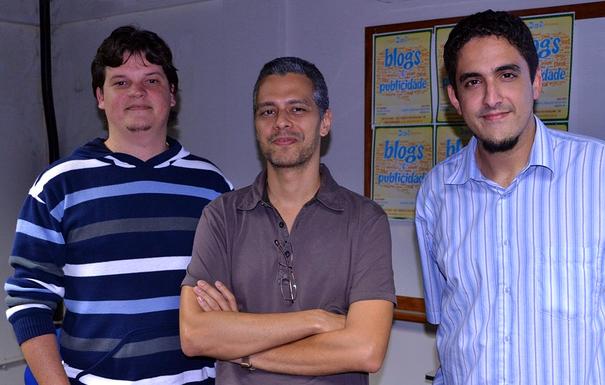 foto dos palestrantes