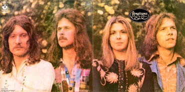 Capa do LP - 1973